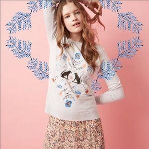 Twik x Estée Preda Folklore Embroidered Sweater